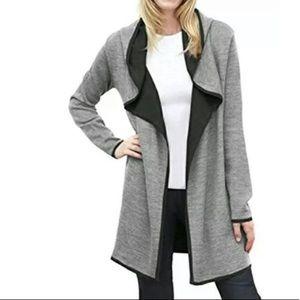 Blanc Noir BNCI Wool blend long cardigan XXL